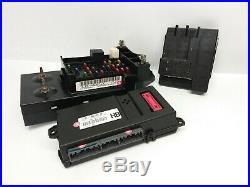 2001 2002 Ford F250 F350 Fuse Box Gem Module Pickup 1c3t-14a067-cc