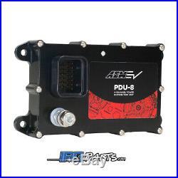 AEM Performance Electronics 8 Channel Power Distribution Unit PDU-8 30-8300