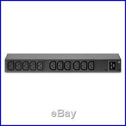 APC AP6020A PDU Rack Basic 0U 1U 100-240V 20A 220-240V 16A 13 C13 Retail