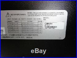 APC AP7610 208V 3-Phase Metered Power Distribution Unit