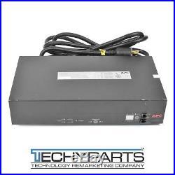 APC AP7732 18-Outlet 2U Rackmount Automatic Transfer Switch