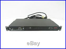 APC AP7750 Rack Mount Automatic Transfer Switch with AP9617 Management Card