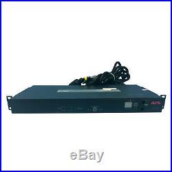 APC AP7752 120V 20A Automatic Transfer Switch