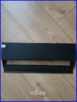 APC AP7920 16A Amp Switched Power Distribution Unit PDU 19 1U Rack Mount C19
