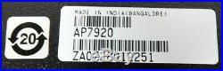 APC AP7920 Rack PDU, Switched, 1U, 10A/230V, (8)C13 Unit only