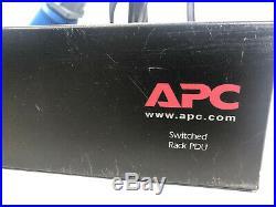 APC AP7922 Switched Rack PDU