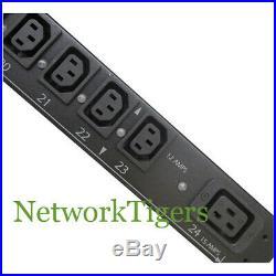 APC AP7941 Switched Rack PDU 30A 200/208V Power Strip