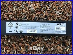 APC AP7952 24 Outlet Power Distribution Unit PDU 21 x C13 & 3 x C19 Outlets 16A