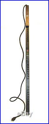 APC AP8641 Rack PDU 2G Switched ZeroU 30A 200/208V (21)C13&(3)C19 TESTED
