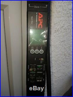 APC AP8853 Metered Rack PDU Power Distribution Unit (used)