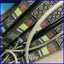 APC AP8853 Rack PDU 2G, Metered, ZeroU, 32A, 230V, (36) C13 & (6) C19