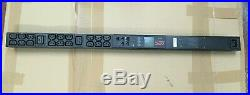 APC AP8858EU3 Rack PDU 2G, Metered, ZeroU, 16A, 230V, (18) C13 & (2) C19