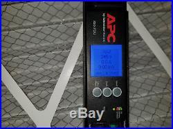 APC AP8941 2G Switched ZeroU 30A 208V PDU