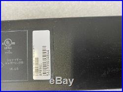 APC AP8941 Server Rack PDU 5A1339E04844 L6-30P (FREE SHIPPING)
