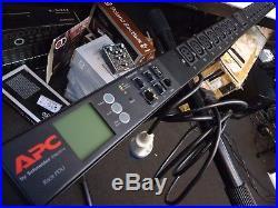 APC AP8959EU3 2G PDU SWITCHED ZeroU 16A POWER DISTRIBUTION UNIT IEC/IEC309