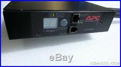 APC AP 7152 In-Line Current Meter, 16A, 230V, IEC309-16A