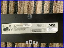 APC Rack PDU 24 port AP7922 Power Distribution unit