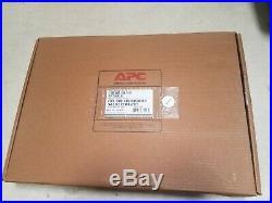APC Rack PDU, Metered, 1U, 20A, 120V, 8 x 5-20