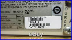 APC SU044-1 19 Rack Mountable 16A Automatic Transfer Switch/Redundant Switch