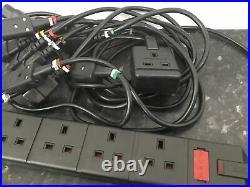 APC Switched Rack PDU 16A 8 x C13 AP7921