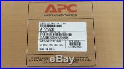 APC Switched Rack PDU AP7920 1U, 12A/208V, 10A/230V, (8)C13 NEW, UNUSED
