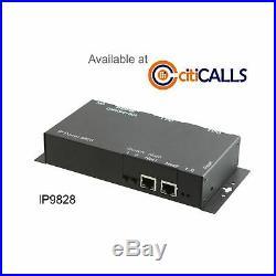Aviosys IP9828 2 Port Web Power Controller Switch w Auto-Ping