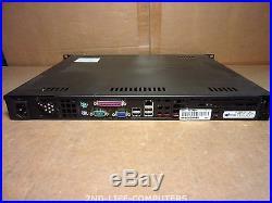 BARRACUDA Spam Firewall 400 BAR-SF-145307 1U Network Security Appliance