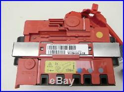 Batteriekabel Plus Sicherheitsbatterieklemme für BMW E87 118d 07-11 LCI