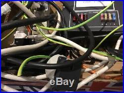 Battery Charger PMS Power management system -Distribution unit Sargent PSU 2005