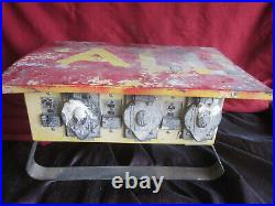 CEP 6506G Portable Power Distribution Spider Box 13-Outlet 50A 125/250V Worn