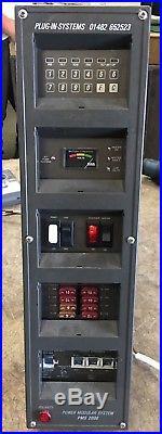 Caravan PMS2000 Power Management System 240v to 12v Distribution Unit Complete