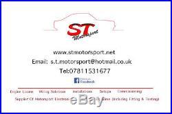 Cartek 4 Channel Power Distribution Module rally/race/motorsport unit & cable o