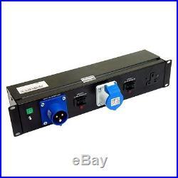 Comus PD7-32UK Power Distribution Unit (32a BS1363 Distro)