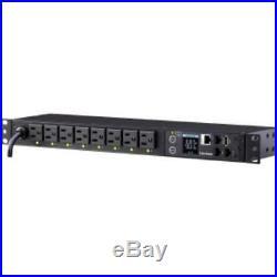 Cyberpower PDU41001 Switched Pdu 15a 1u 8 Out 120v
