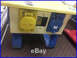 ERICSON 1067-ALC Oscar Temporary Power Distribution Center 50A 125/250VAC 1PH