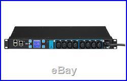 Eaton EMAH28 Power Distribution Unit 8 AC Outlets, ePDU G3 Managed, 1 Phase 230V