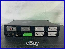 Equi=Tech ET1.5RSI-F Power Distribution Unit
