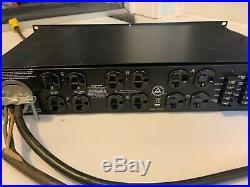 Furman Asd-120 Sequenced Power Distribution Unit