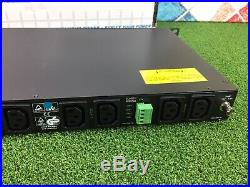 Furman PS-8R Series II 8 Outlet C13 10 AMP Power Conditioner Squencer PDU