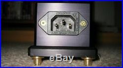 Furutech 4-Way Mains Block Power Distribution Unit Hub Bar Gold/Silver, RRP £900