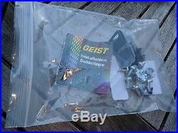 Geist 32 amp, 16 way PDU (16 x locking C13 sockets & 4 x C20 Sockets)