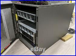 HP G2 14U Server Rack Cabinet Enclosure With power distribution unit