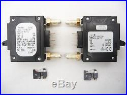 LOT 10 Eltek Valere 19' JJ39S-ZNL-VT 1U J DC Power Supply Shelf 56V 60A Rev 1.7