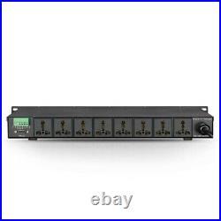 Lannge T-1300 1U Power Distribution & Voltage Protection Promo Offering 1pc