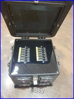 Lex Portable Power Distribution Unit Lunchbox