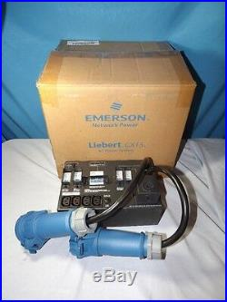 Liebert PD2-203 Power Outlet Distribution System New In Box