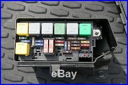 mercedes gl450 fuse box block power distribution relay unit engine 2015 Mercedes GL450 mercedes gl450 fuse box block power distribution relay unit engine compartment