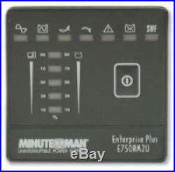 Minuteman E3000RM2U Battery Replacement Kit