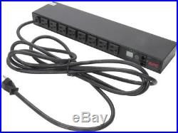 NEW Sealed APC Switched Rack PDU AP7900B power distribution unit Rack Mountable