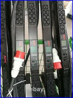 PDU rackable 2G, mesuré, ZeroU, 11kW, 230V, (36) C13 et (6) C19 d'occasions